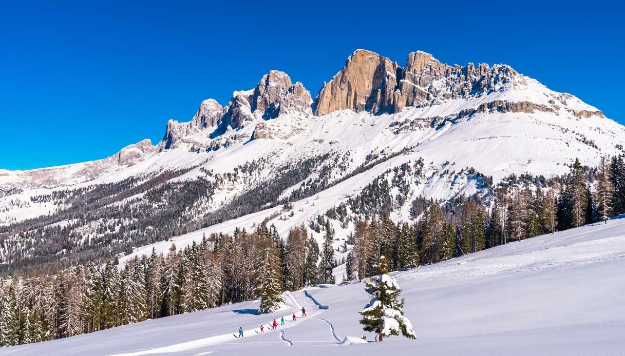Carezza-Dolomites