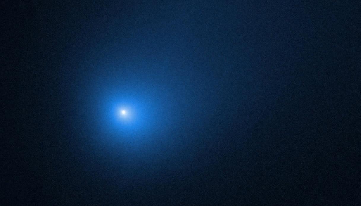 Come avvistare la vera cometa di Natale