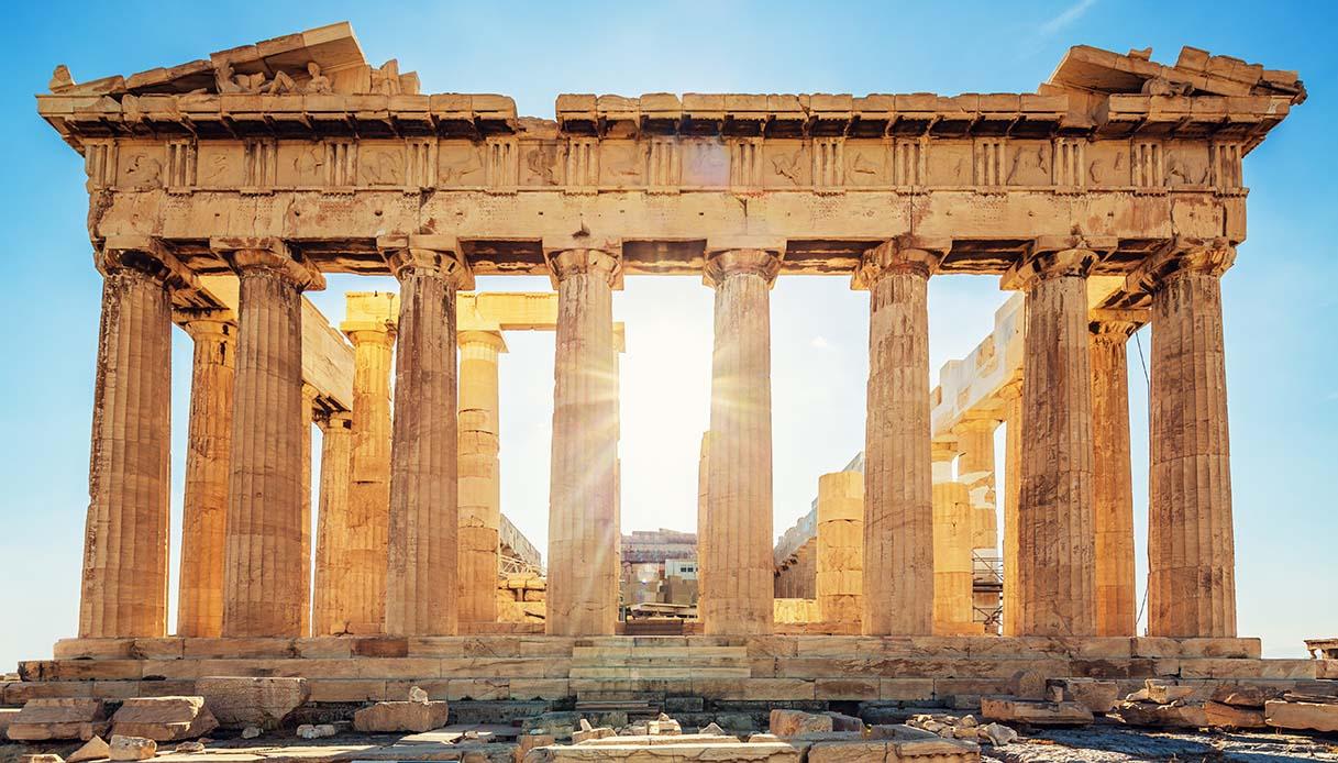 Pantheon ad Atene