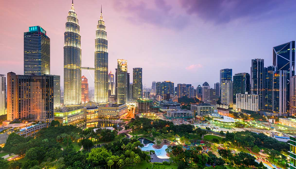 Viaggiare in solitaria nel 2020, Malesia