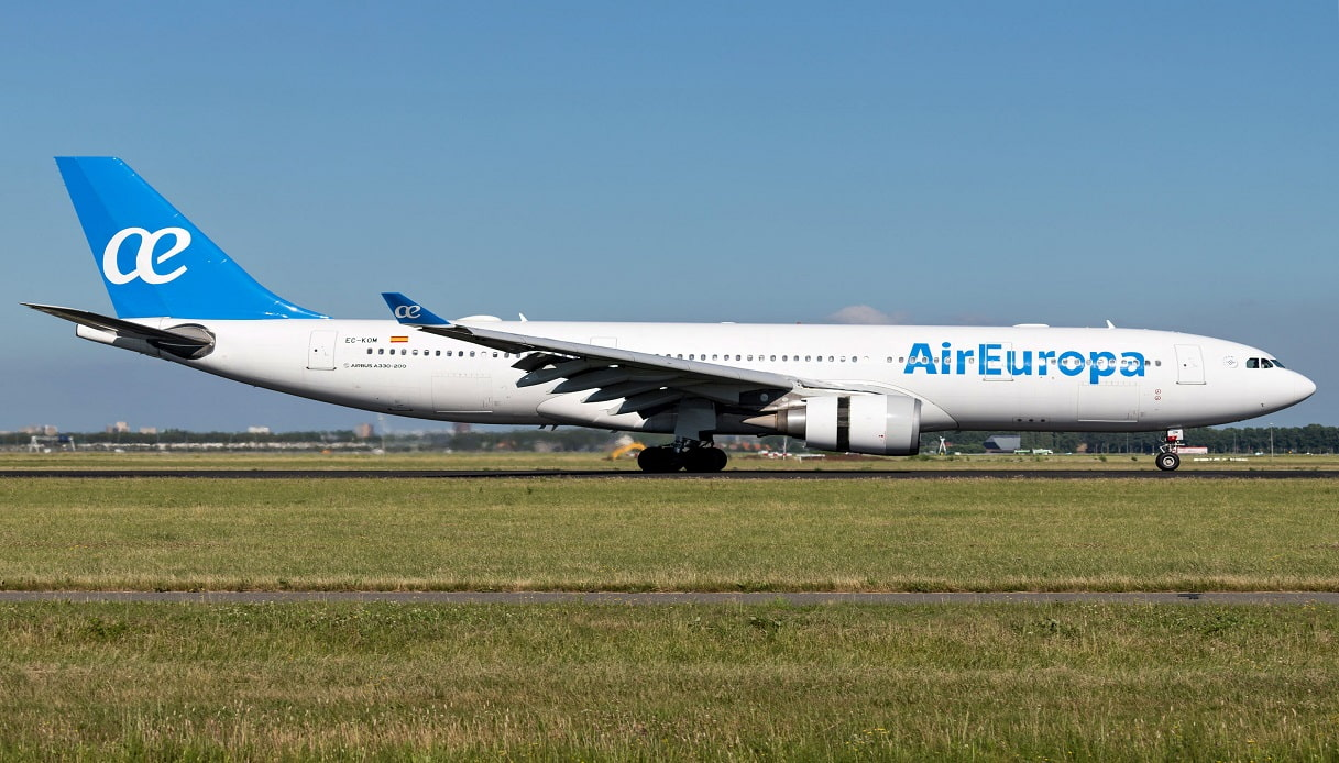 Air Europa lancia le offerte Time to Fly