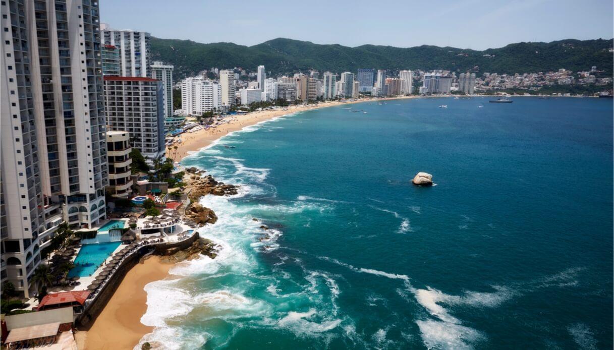 Acapulco, città del Messico
