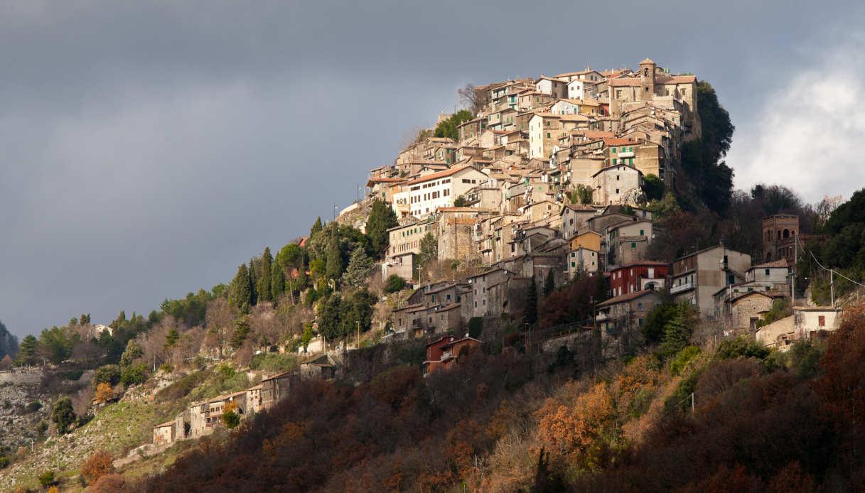 Canterano: affascinante borgo del Lazio