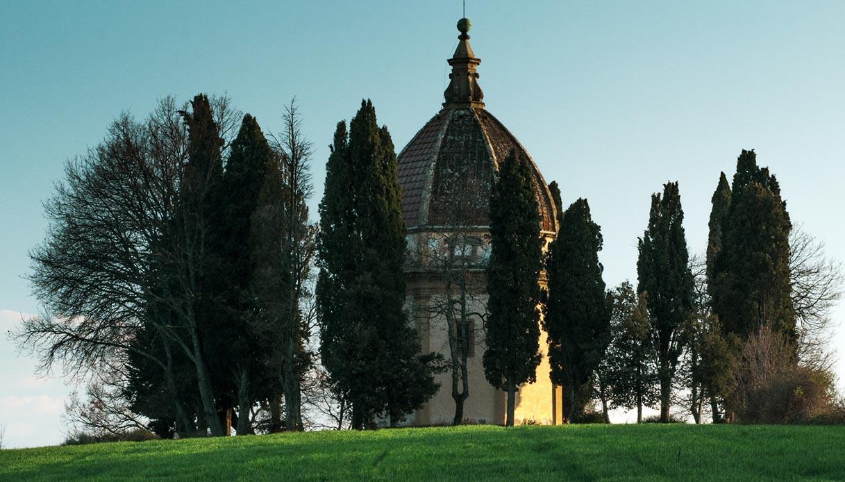 Semifonte: la città distrutta per sempre che ospita la mini cupola di Firenze