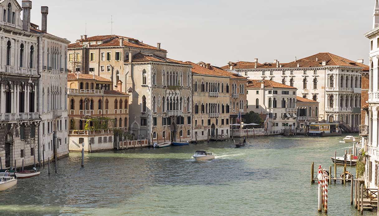 Venezia, il palazzo maledetto