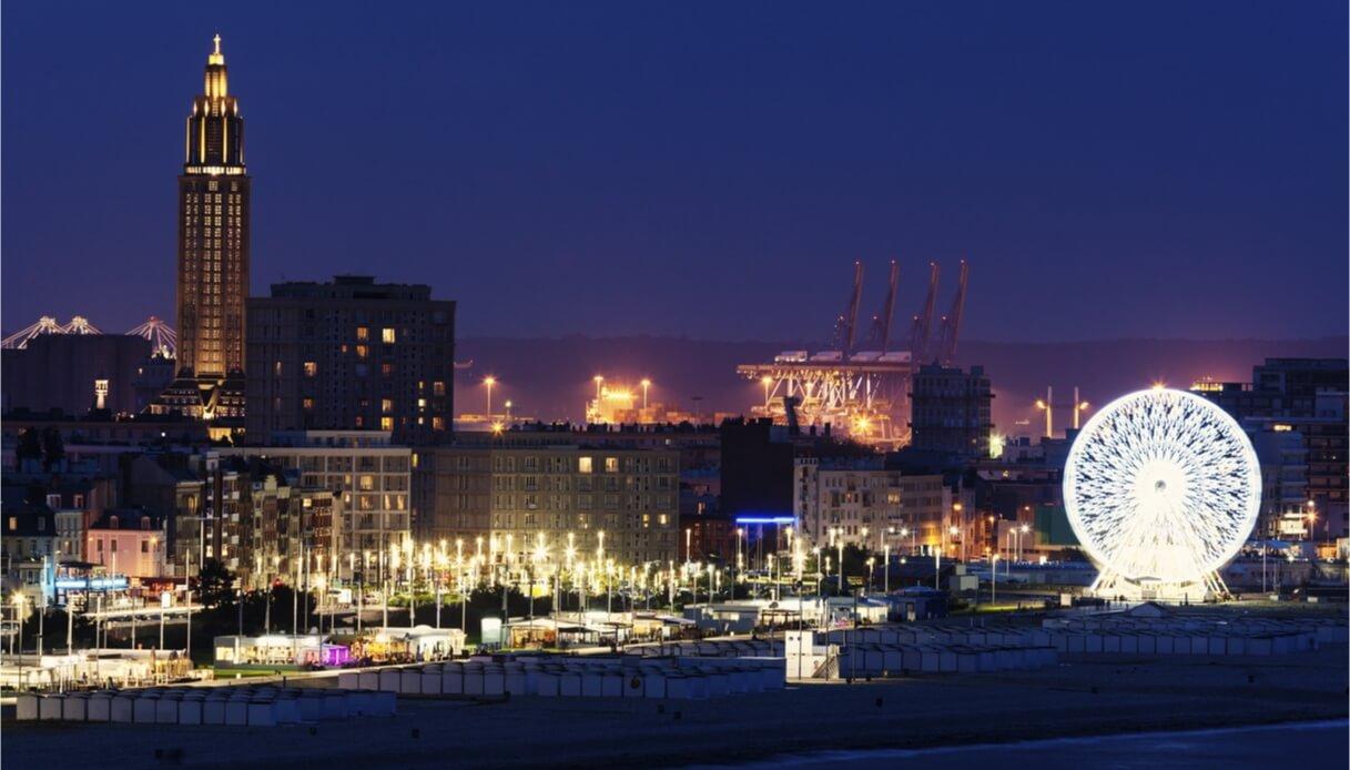 Visita a Le Havre, in Francia