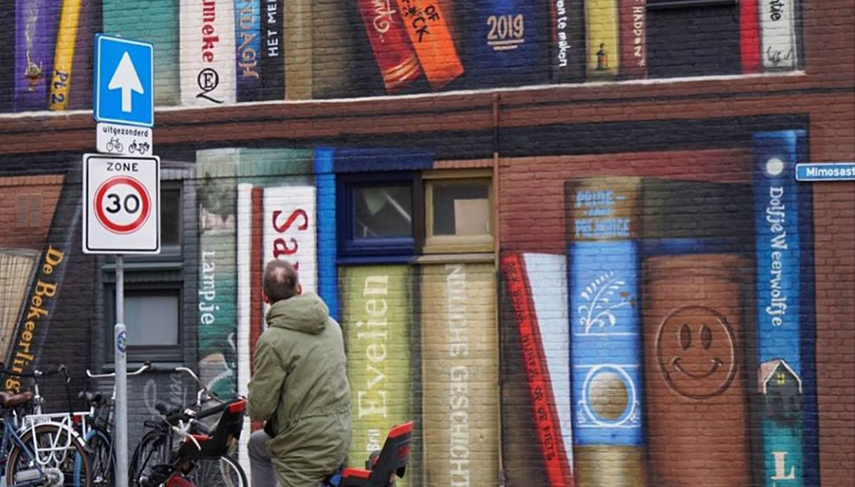 Il Murales di Utrecht