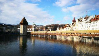 Lucerna, una città romantica e anche low cost