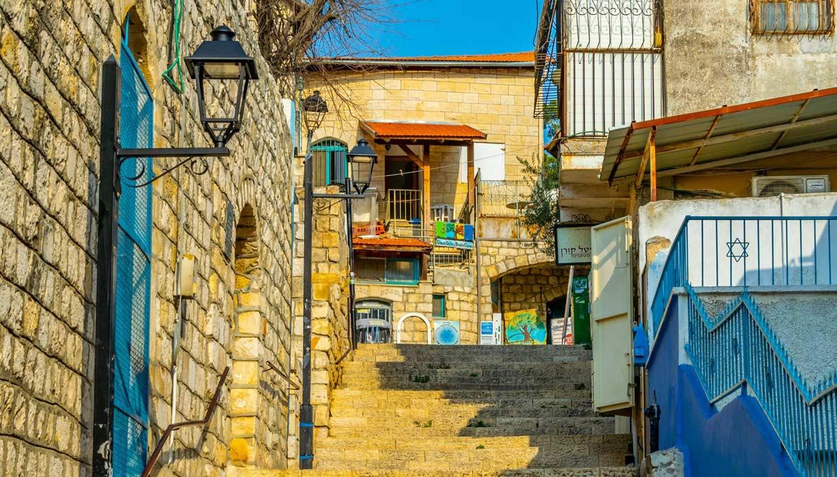 safed-borgo-israele