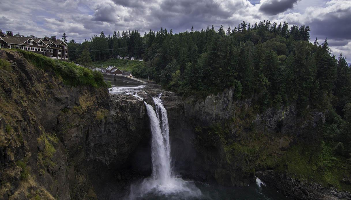 Queste sono le cascate più famose del mondo per gli amanti Twin Peaks