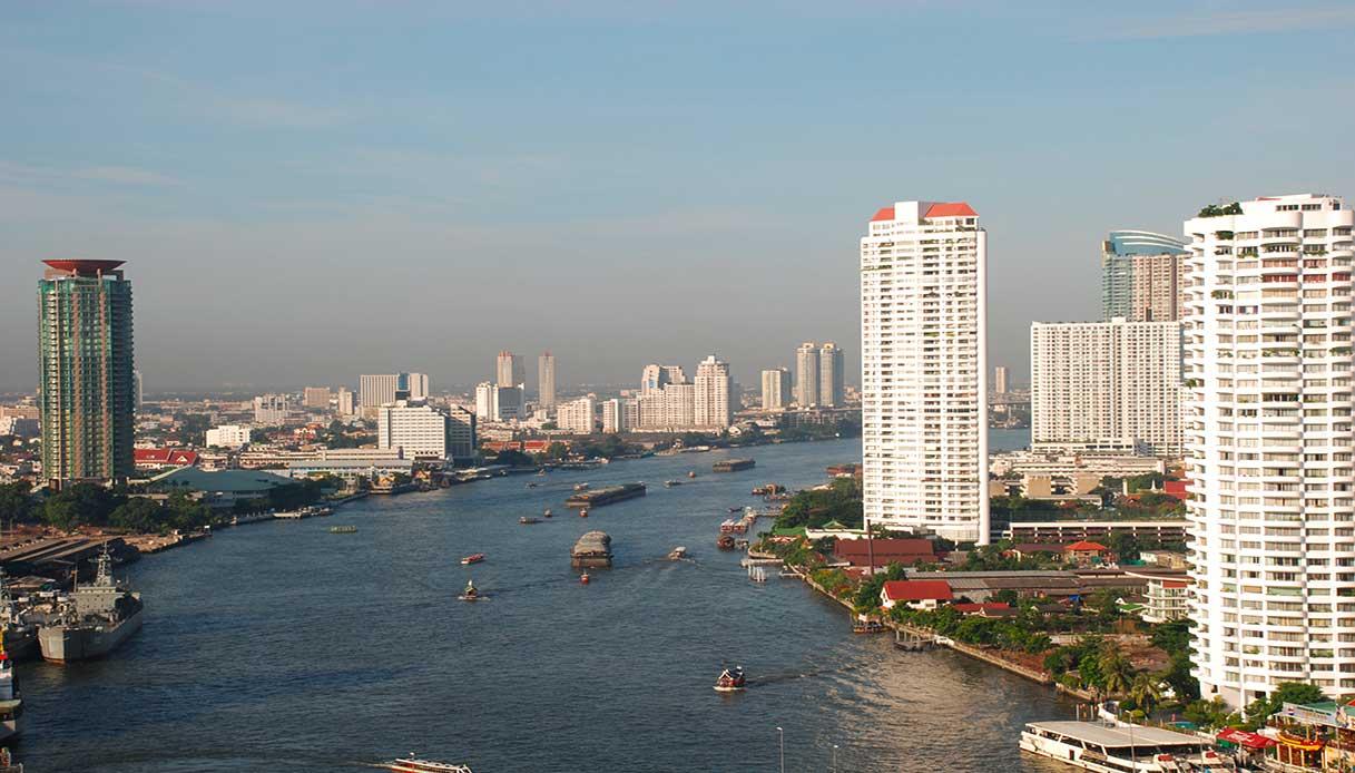 grattacielo Bangkok