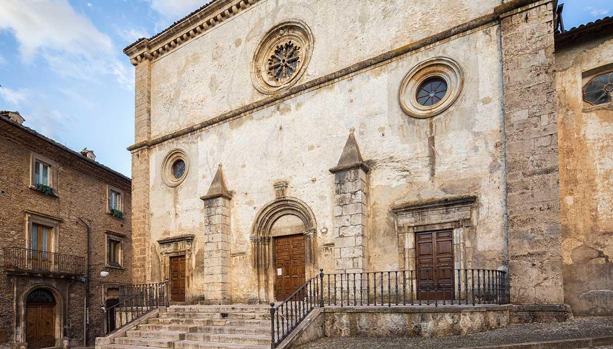Chiesa di Santa Maria della Valle Scanno