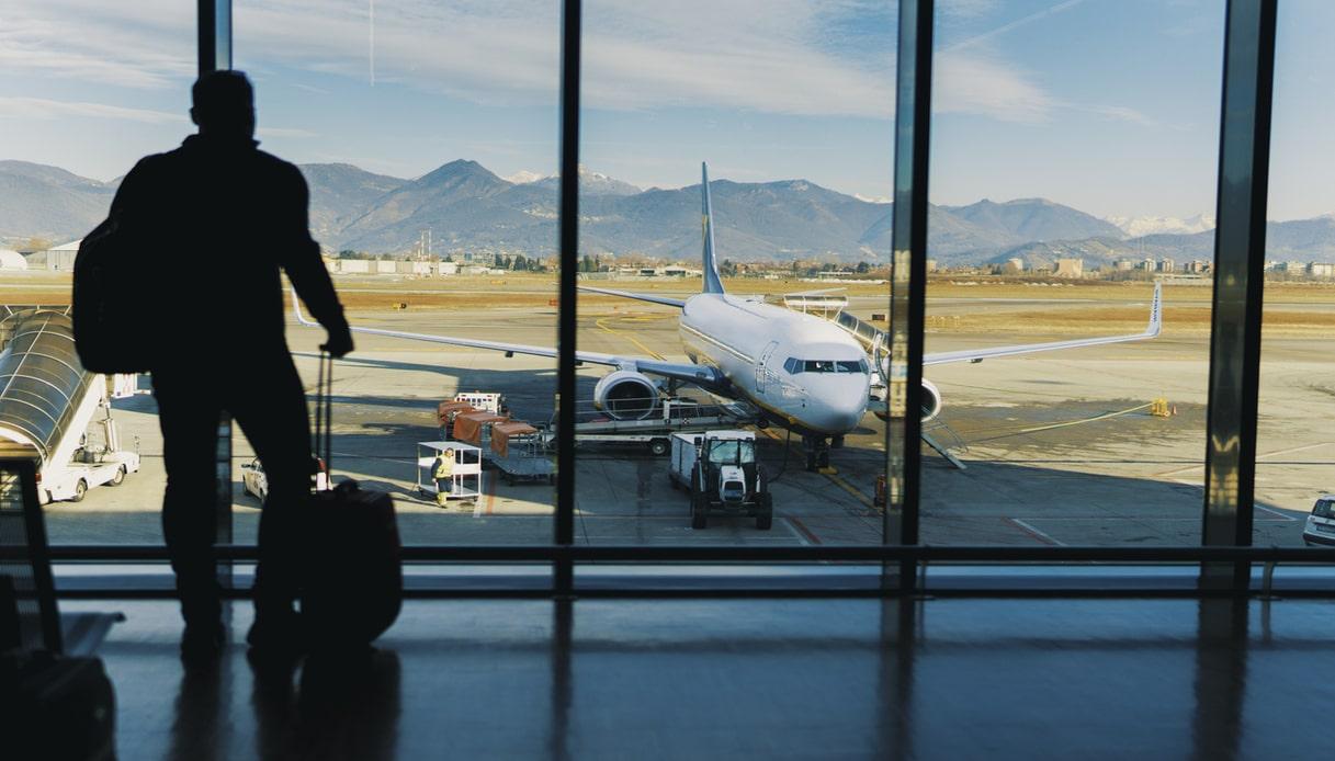 cose da non fare in aereo
