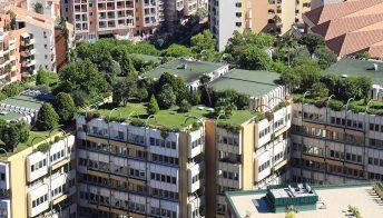I tetti di Monaco diventano verdi. Così nascono i giardini eco-sostenibili