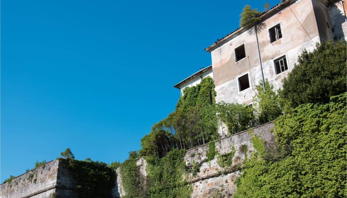La fortezza di Gradisca d'Isonzo