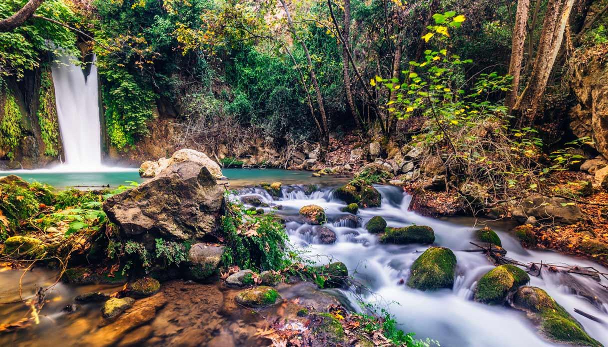 israele-cascata-banias