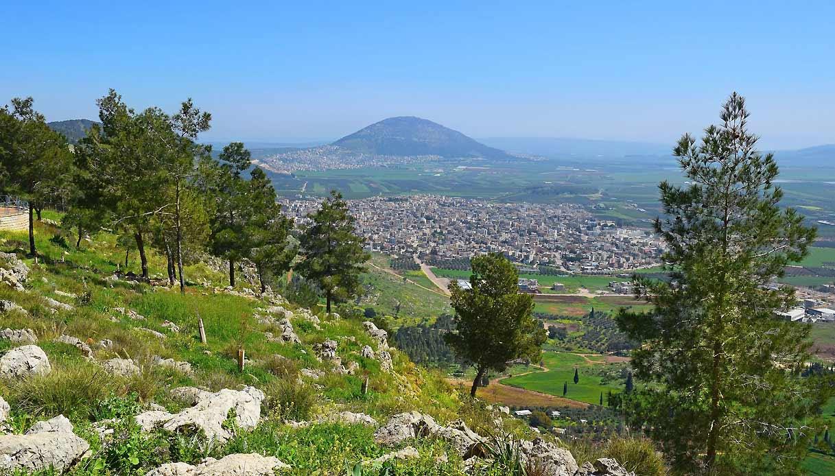 israele-monte-tabor
