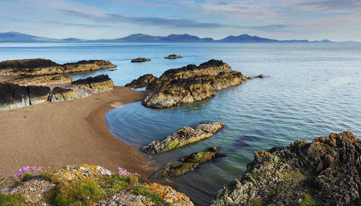L'isola degli innamorati esiste davvero e si trova in Galles