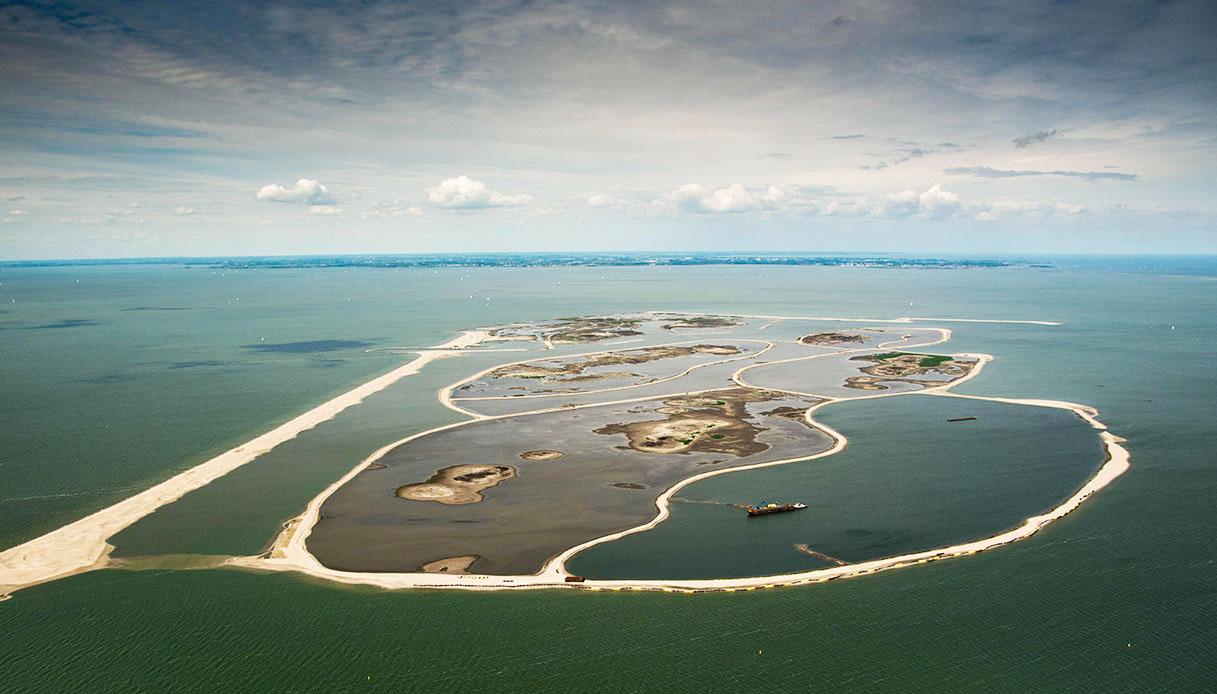 Marker Wedden. L'isola artificiale salverà il nostro mondo