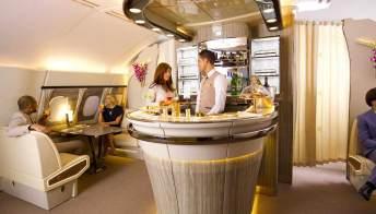 Le 10 migliori Business class con cui viaggiare
