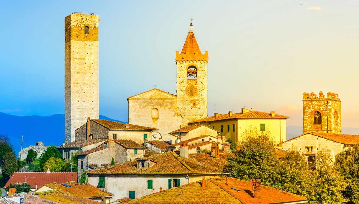 montalbano-Serravalle-Pistoiese