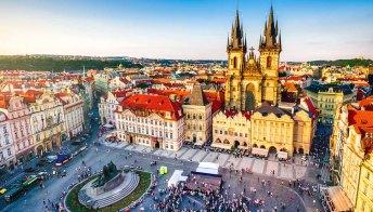 Praga: limiti ad Airbnb per frenare l'overtourism