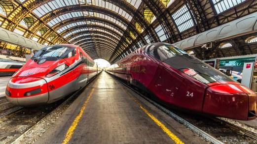Rimborsi dei biglietti dei treni Italo e Trenitalia per Coronavirus