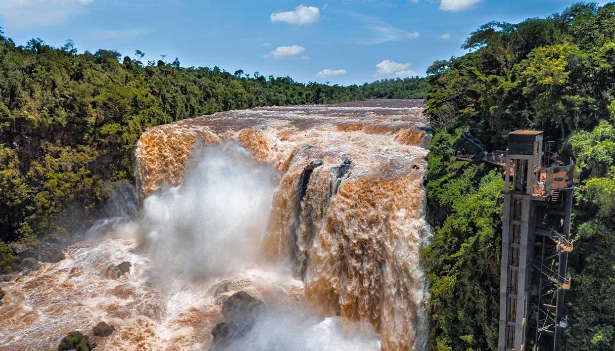 Il Saltos del Monday nasconde il segreto più bello e selvaggio del Paraguay