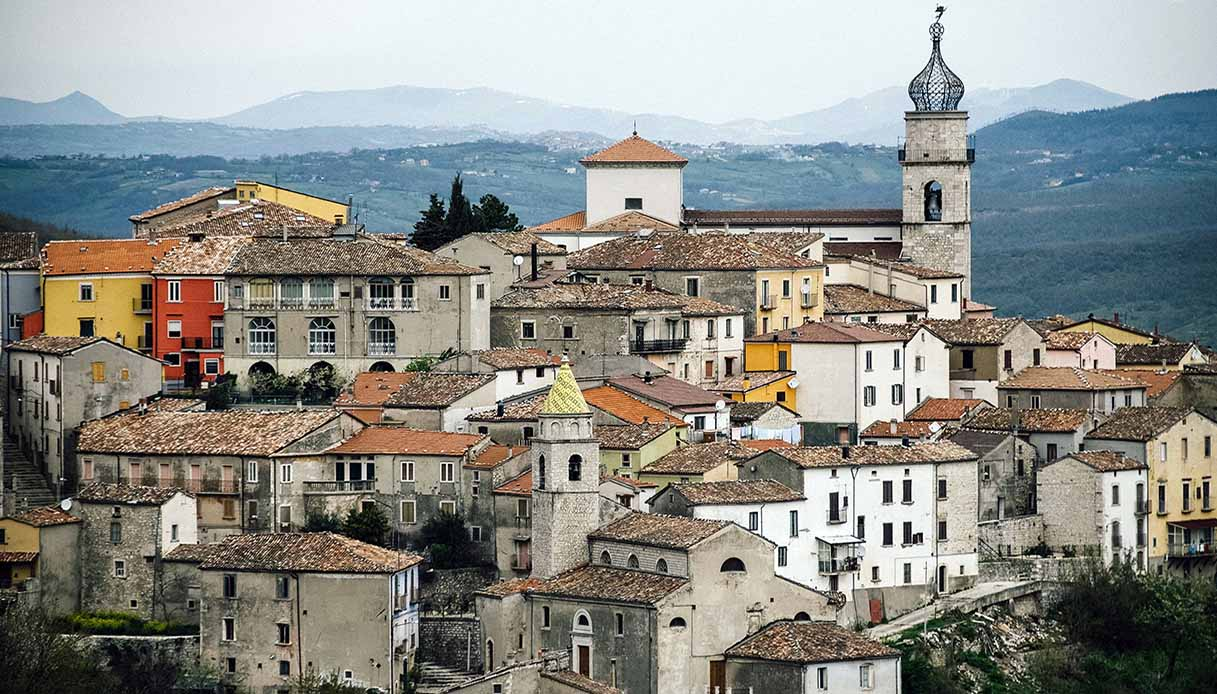 Sepino borgo foto Massimiliano Ferrante