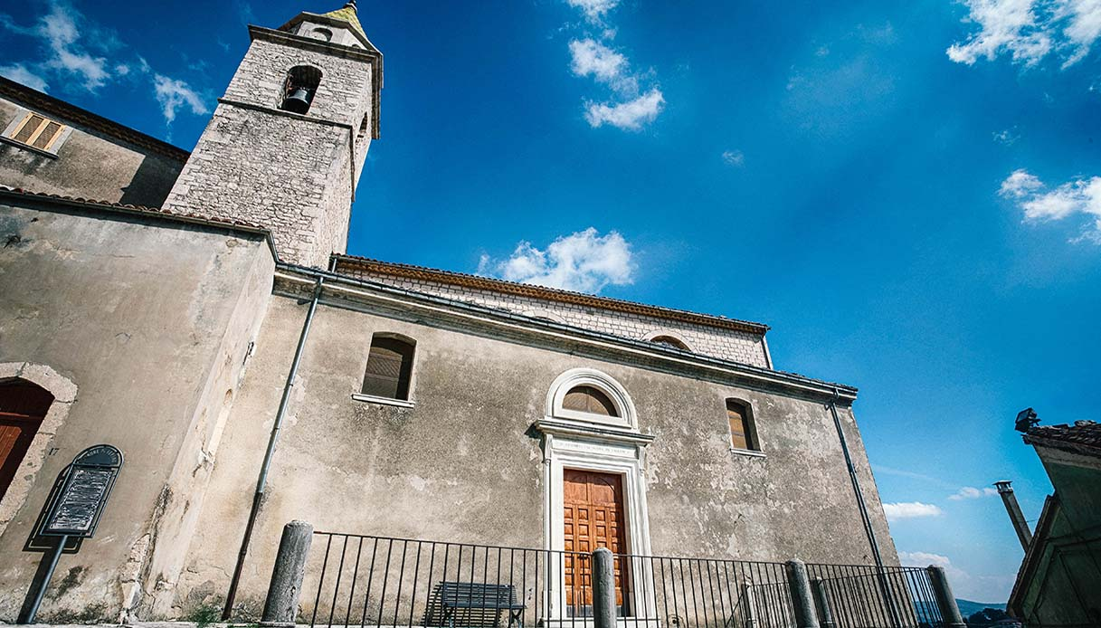 borgo di Sepino foto Massimiliano Ferrante