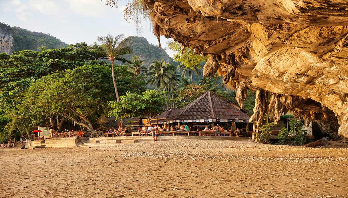 viaggiare a Tonsai Tailandia