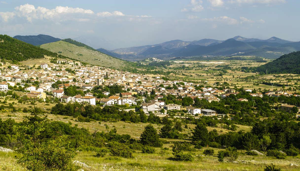 Il borgo di Barisciano