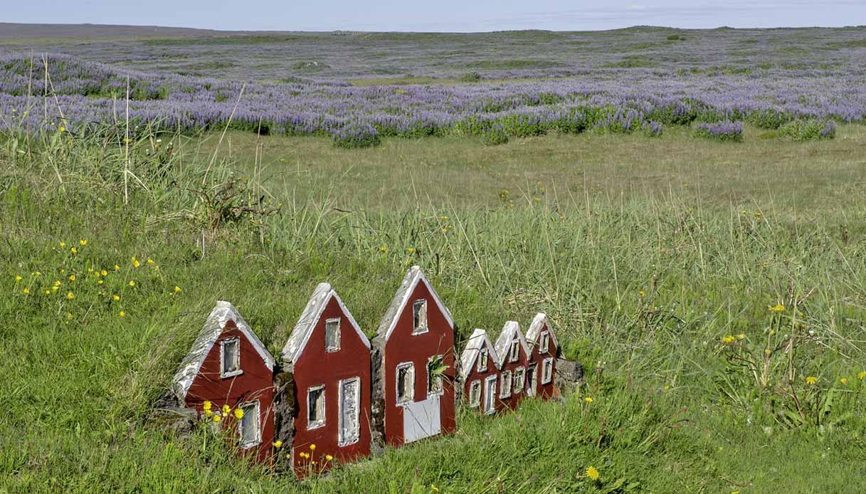 casa elfi Islanda