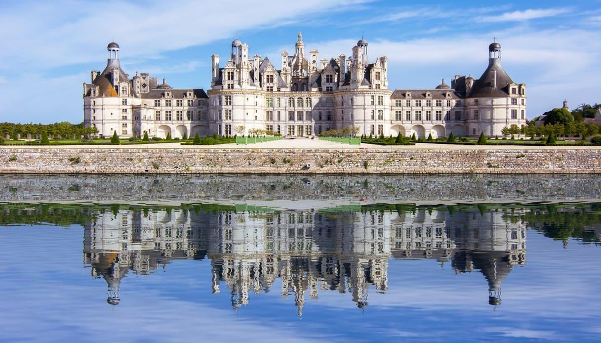 mistero del castello chambord