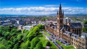 Alla scoperta della città di Glasgow, in Scozia