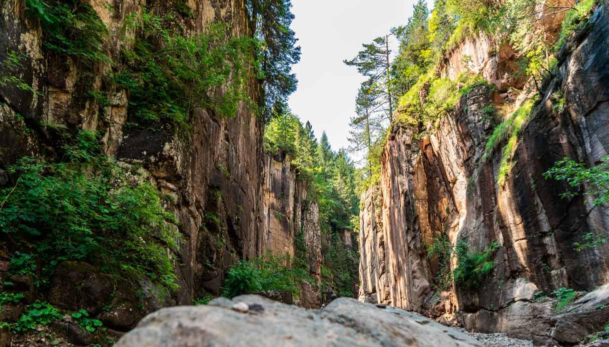 Gola-di-Bletterbach-alto-adige-dolomiti