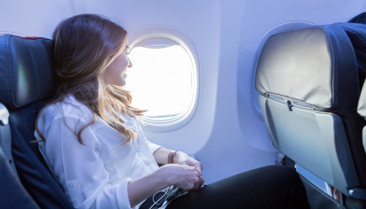 posti aereo finestrino