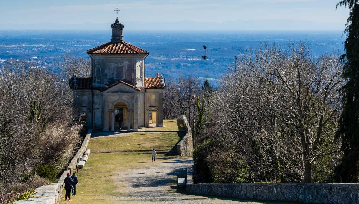 Santuario e cappelle del Sacro Monte di Varese