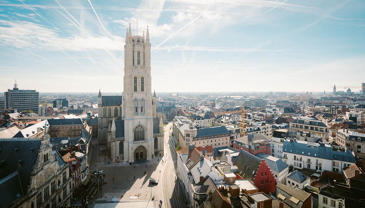 Gand: la cattedrale che nasconde un inquietante segreto