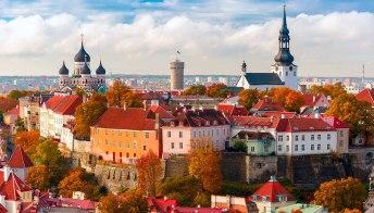 La città più bella d'Europa si trova in Estonia