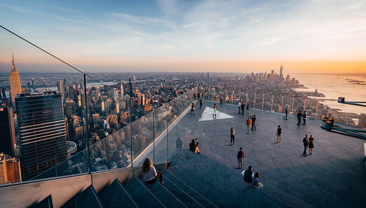 the egde new york terrazza