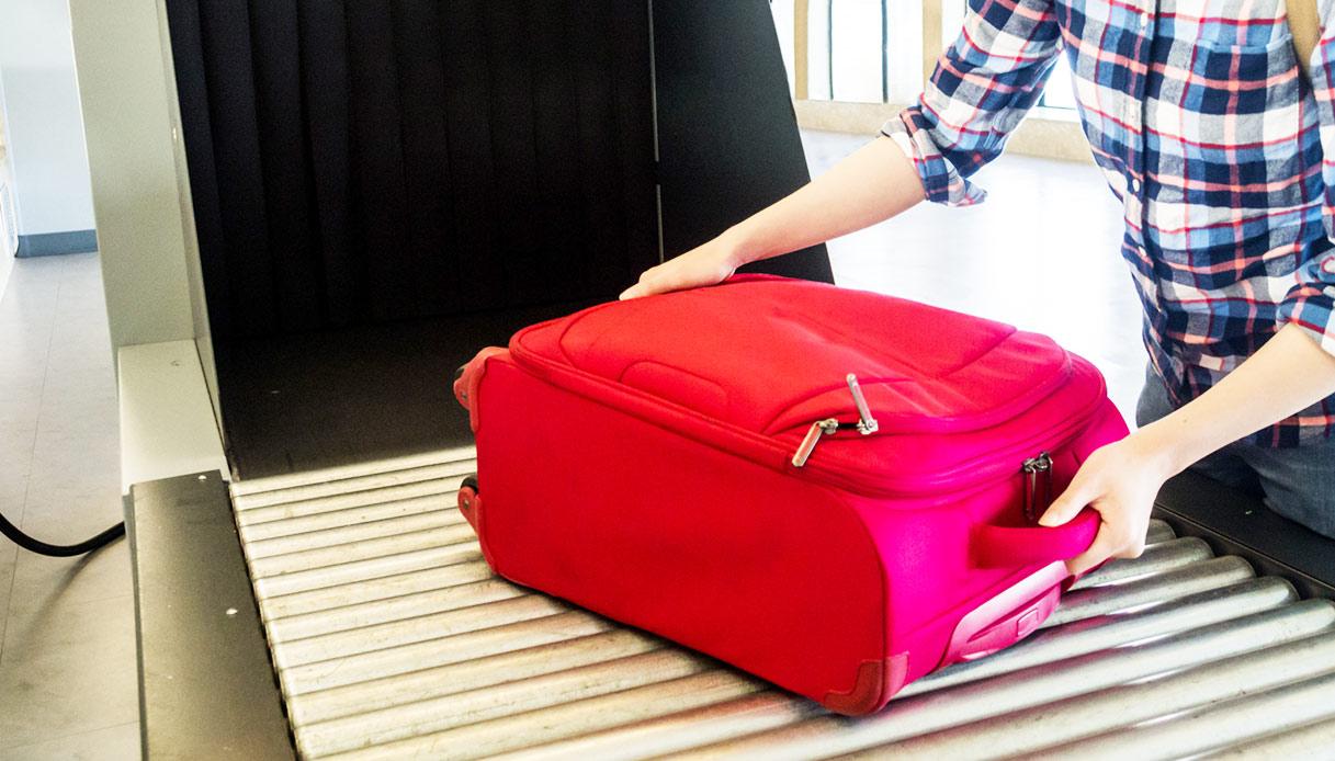 valigia check in