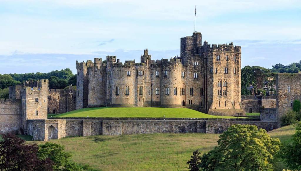 castello-Alnwick-harry-potter-Hogwarts