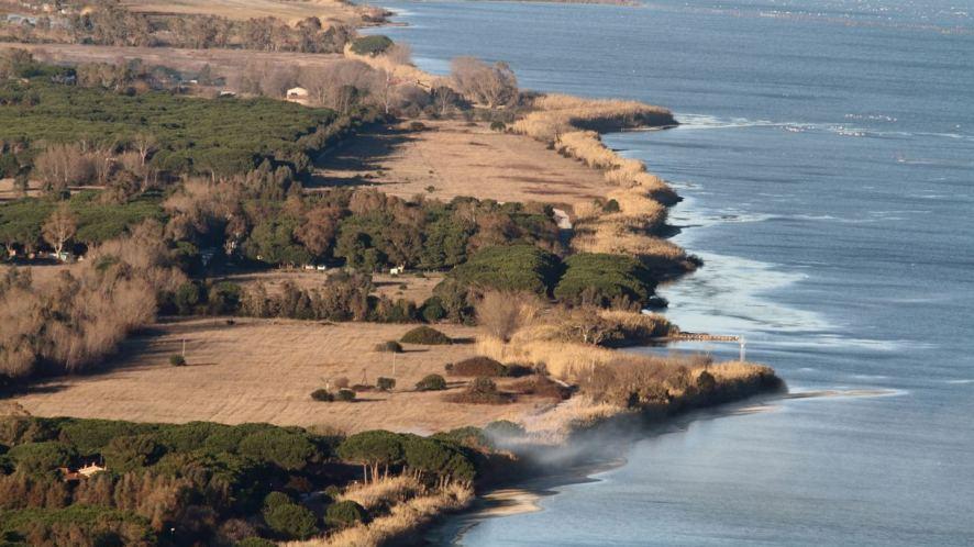 La Feniglia, lingua di sabbia e natura tra l'Argentario e la terra ferma
