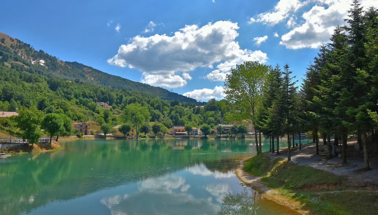 lago sirino