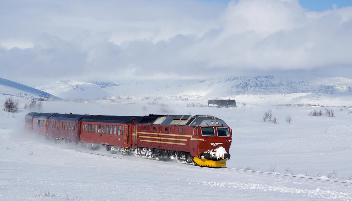 Nordland-Railway