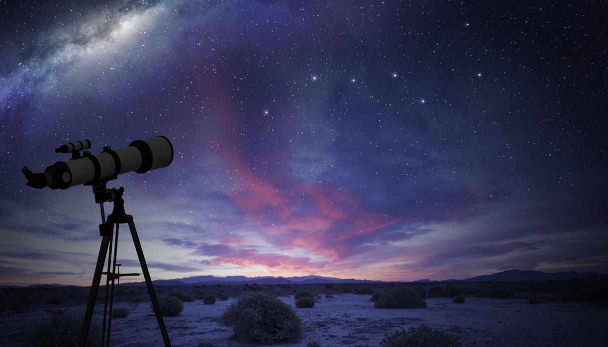 telescopio virtuale
