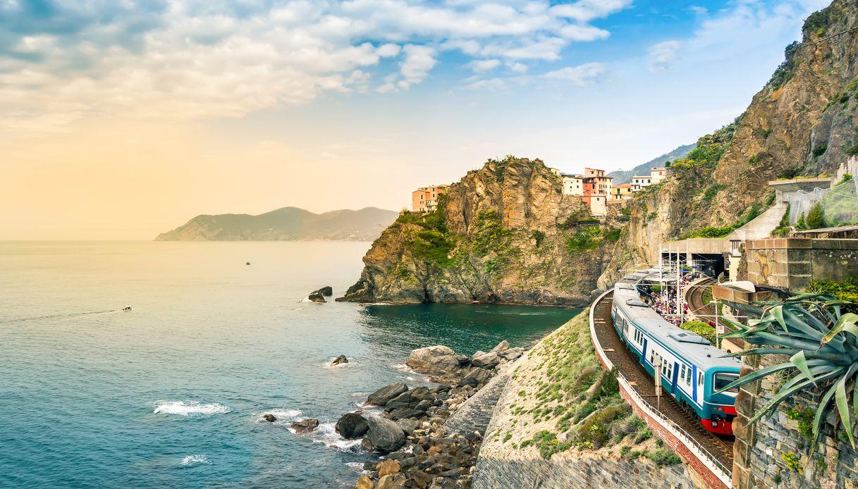 i vantaggi di viaggiare in treno
