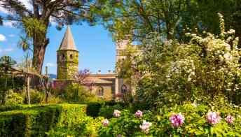 Villa Cimbrone, sulla Costiera Amalfitana uno dei giardini più belli d'Italia