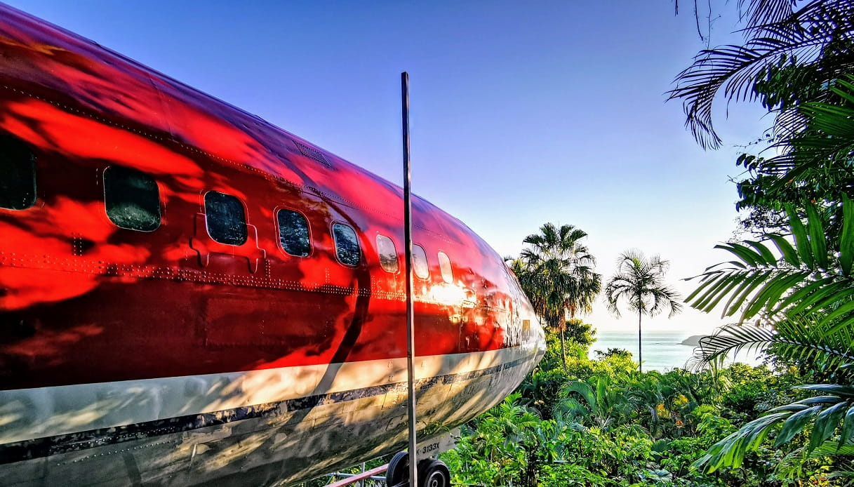 Hotel Boeing in Costa Rica